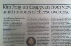 The Guardian has the best headline about Kim Jong-Un you'll see today