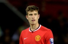 Northern Irish youngster McNair to make Man United debut today