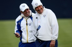 Ryder Cup isn't over yet warns Europe's skipper Paul McGinley