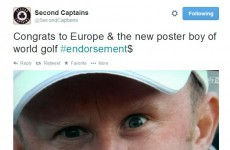 Here's how Twitter reacted to Europe's Ryder Cup win