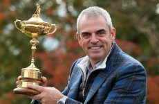 McGinley vows to bow out 'undefeated like a good heavyweight champion'