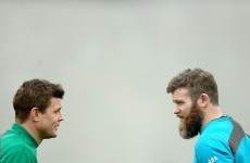 Brian O'Driscoll, Luis Suarez, Gordon D'Arcy and the 12-13 dilemma