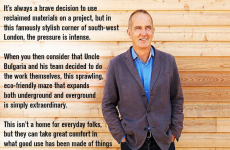 Ahem, there's a Twitter account parodying Kevin McCloud's Grand Designs monologues