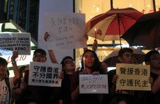 Dublin set for Hong Kong pro-democracy protest this evening