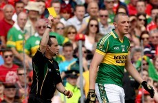 Donaghy dismisses controversial incident as 'a bit of fun'