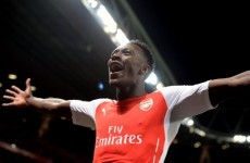 Welbeck hat-trick powers Arsenal past Galatasaray
