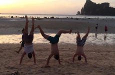 7 Irish lads show us how its done in Thailand