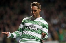 Celtic beat Dinamo Zagreb thanks to lovely link-up play between Commons and Stokes
