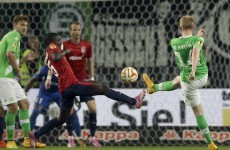 Kevin De Bruyne nearly bursts the net with unstoppable 25-yard volley