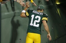 Aaron Rodgers, Eddie Lacy spark as Packers hammer Vikings