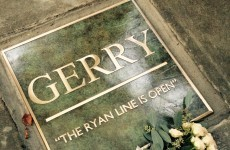 """The Ryan Line is open"": RTÉ unveils bronze tribute to Gerry Ryan"