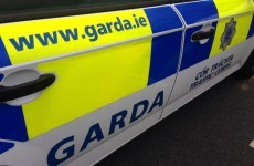 Collision blocks right lanes on M50 southbound