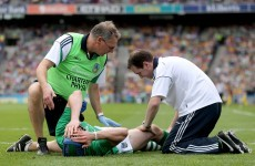 'Adrian Peterson was my inspiration' - Seamus Hickey on his cruciate comeback