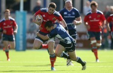 Munster draw first blood with A victory over Leinster in Donnybrook