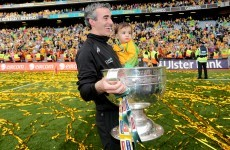 19 photos that define Jim McGuinness' time in Donegal