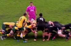 The New Zealand schools team look almost as good as the All Blacks