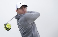 McIlroy three behind leader after Dunhill Links third round