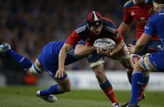 Leinster win a 'monkey off our back', but Munster must quickly refocus -- Tommy O'Donnell