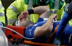 Leinster's injury list grows with McFadden ruled out for six weeks