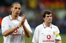 Roy Keane: I wouldn't have missed a drugs test like Rio Ferdinand