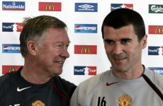 'Another little hand grenade they threw at me' -- Keane's account of his final days at Manchester United