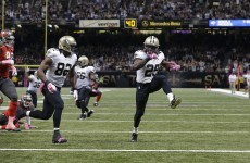 Coaches Film: How Khiry Robinson high-stepped his way to a game winning touchdown