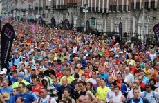 Now is the time to ease off on your training if you're running the Dublin City Marathon