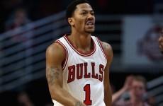 Derrick Rose looks like his old self on Chicago Bulls return