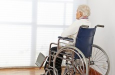 Dignity of elderly compromised after being transported down corridors on commodes