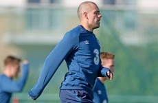With McCarthy out, I can be Ireland's middle man – Darron Gibson