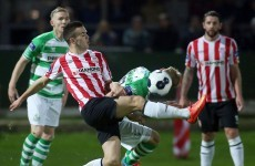 Drama in Derry as Candystripes strike late to set up FAI Cup final with St Pat's