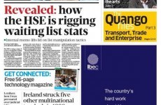 HSE puts pressure on newspaper to reveal its source on hospital waiting lists