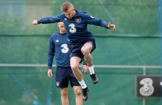 McClean raring to go after 'frustrating' pre-season