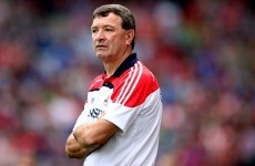 Two more years – JBM to stay on as manager of Cork senior hurlers