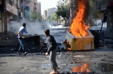 At least 21 killed in Turkey when protests against Islamic State turned violent