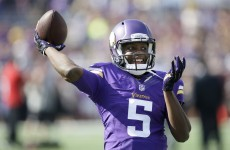 Teddy time in Minnesota while Cowboys face their biggest test to date