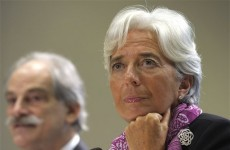 Lagarde pledges to diversify IMF after sex scandal