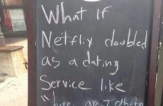 Turning Netflix into an online dating site might be the best idea ever