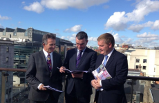 "Micheál's leadership ""a non issue"" say Fianna Fáil's three wise men"
