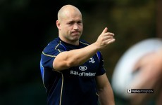 After almost five months out, Richardt Strauss returns to the Leinster team for Zebre clash