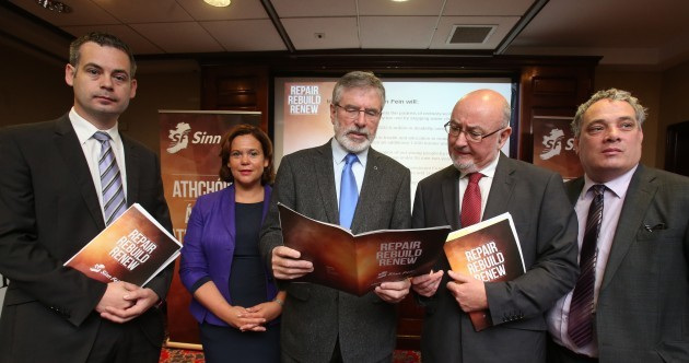 Is Sinn Féin really proposing a 73 per cent tax rate?