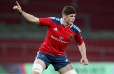 O'Donoghue captains Munster A while Leinster begin title defence