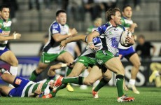 Ronaldson kicks Pat Lam's Connacht to Pro12 victory in Treviso