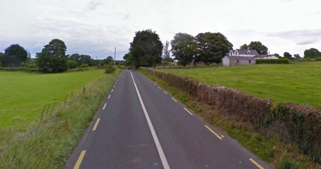 A man in his 30s was killed in a car crash in Co Galway tonight