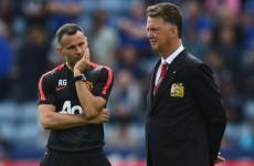 Van Gaal could match Ferguson at Manchester United - Schmeichel