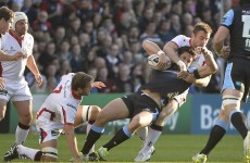 As it happened: Ulster v Glasgow Warriors, Guinness Pro12