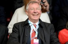 Alex Ferguson had some kind words to say about Roy Keane in Dublin the other night