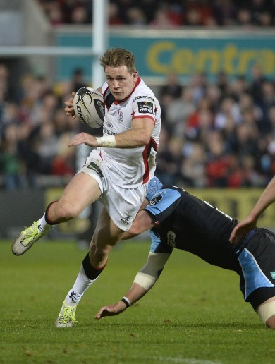 Gilroy primed and ready to take big chances in Ulster's big games