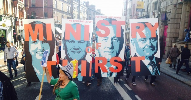 State of the Nation: Is the government listening to the public's anger over water charges?