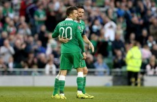 Quinn: My feeling is that Robbie and Wes might be sacrificed against Germans